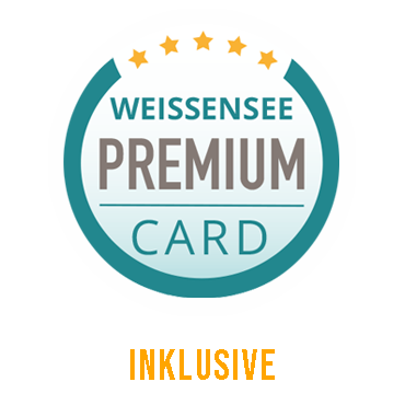 Premiumcard Weissensee